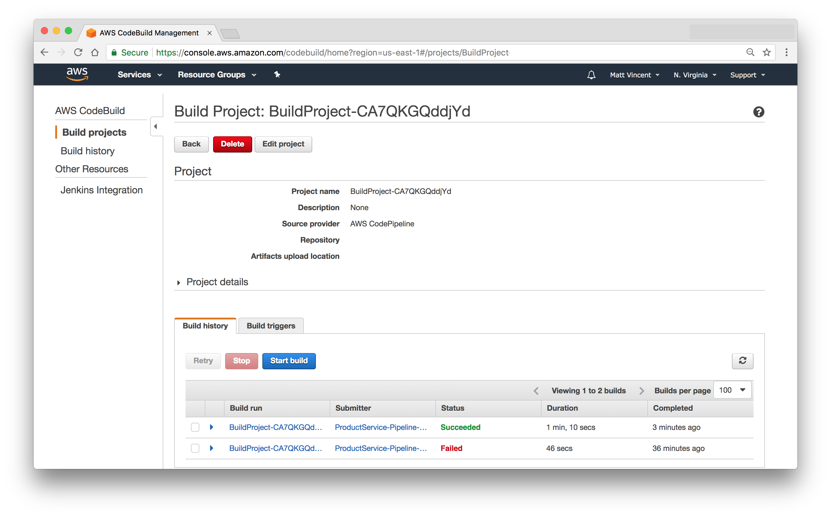 Node Reference - Code Pipeline – Source Allies
