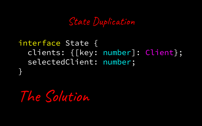 direct entity duplication solution example.