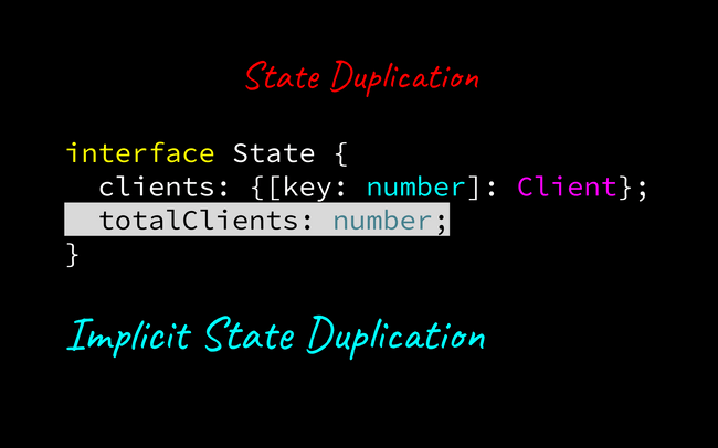 implicit duplication code example.